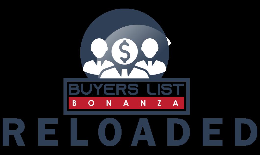 Buyers List Bonanza RELOADED logo